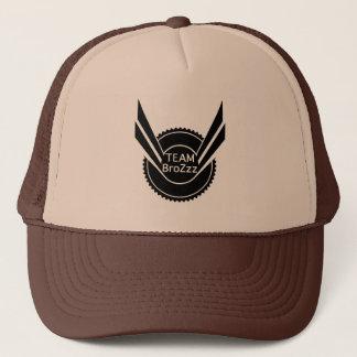 チームBroZzzの帽子 キャップ