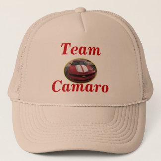 チームCamaroの帽子 キャップ