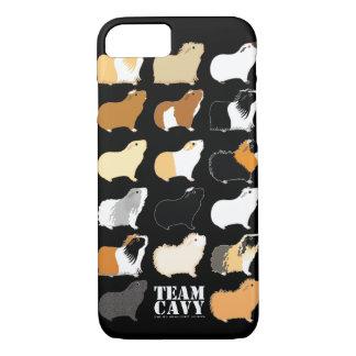 チームCAVY iPhone 7ケース