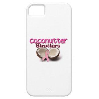 チームCoconutter Strutters iPhone SE/5/5s ケース
