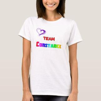 チームConstance! Tシャツ