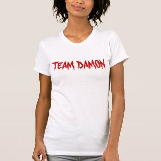 チームDAMON Tシャツ