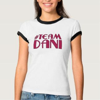 チームDaniの信号器のTシャツ Tシャツ
