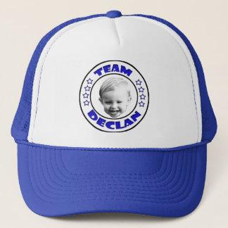 チームDeclanの帽子 キャップ