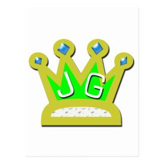 チームGreen/eプロダクトのジェロームGreene ポストカード
