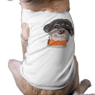 チームHenleyのワイシャツ ペット服