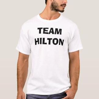 チームHILTON Tシャツ