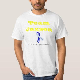 チームjaxson tシャツ