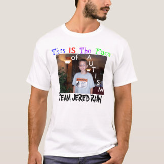 チームJERED雨2009年 Tシャツ