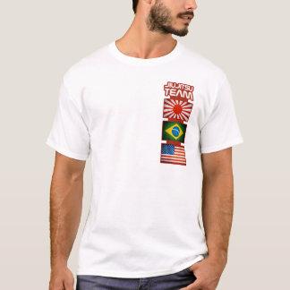 チームJiuJitsuのTシャツ Tシャツ