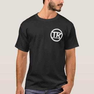 チームKinetik -黒 Tシャツ