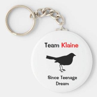 チームKlaine キーホルダー