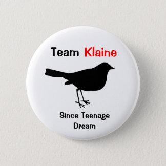 チームKlaine 5.7cm 丸型バッジ