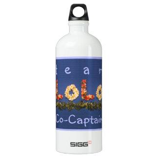 チームLoloの共同キャプテン ウォーターボトル