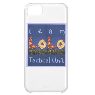チームLoloの戦術的な単位 iPhone5Cケース