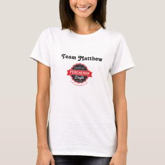 チームMatthew T Tシャツ