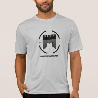 チームMiculekの競争相手の射撃、発砲のTシャツ Tシャツ
