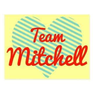 チームMitchell ポストカード