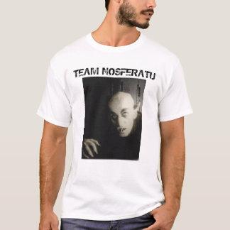 チームNOSFERATU Tシャツ