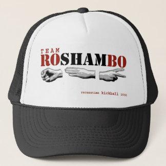 チームRoShambo キャップ