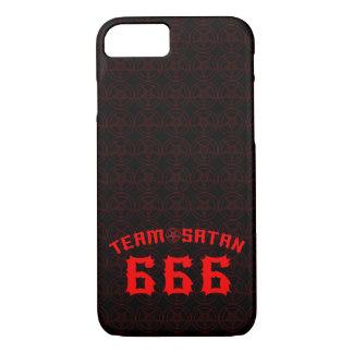 チームSatan 666 iPhone 8/7ケース