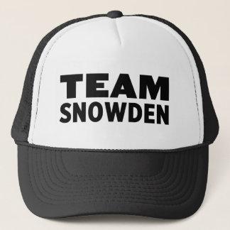 チームSnowden キャップ