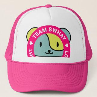 チームSWHAT陰陽の帽子 キャップ