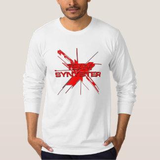 チームSynysterの長袖 Tシャツ