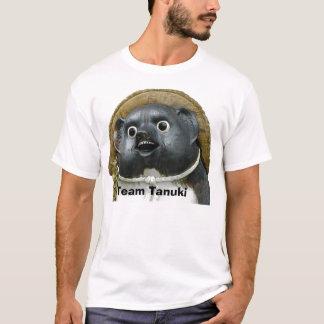 チームTanuki Tシャツ