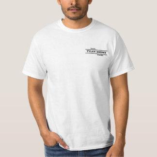 チームTylerブラウンのワイシャツ Tシャツ