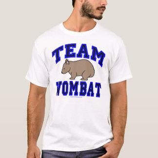 チームWombat IVのTシャツ Tシャツ