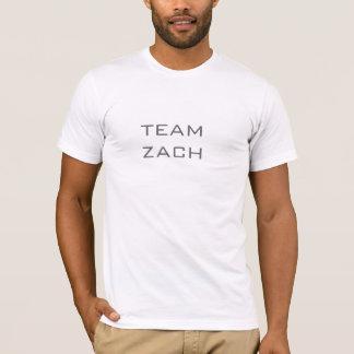 チームzach tシャツ