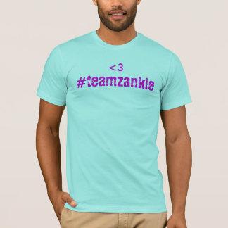 チームzankie tシャツ