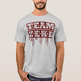 チームZeke! Tシャツ