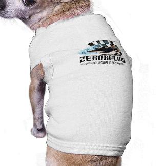 チームzerobelow -犬のワイシャツ! ペット服