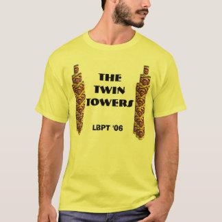 ツインタワー00 Tシャツ
