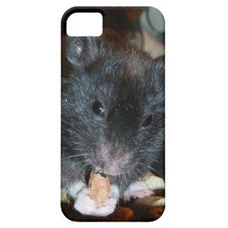 ツキノワグマのハムスター iPhone SE/5/5s ケース