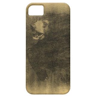 ツキノワグマのヴィンテージの芸術#2のiPhoneの場合 iPhone SE/5/5s ケース