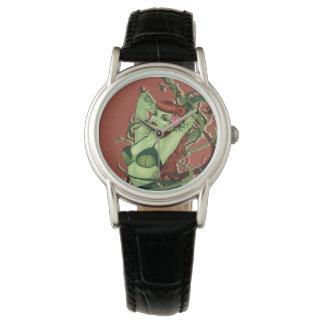 ツタウルシの爆弾 腕時計