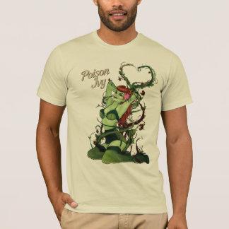 ツタウルシの爆弾 Tシャツ