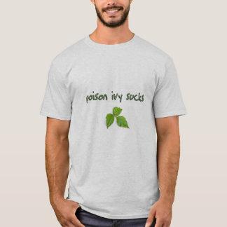ツタウルシはTシャツを吸います Tシャツ