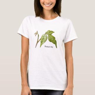 ツタウルシ-キャンプ用シャツ Tシャツ