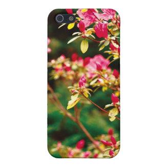 ツツジの咲くこと iPhone 5 CASE