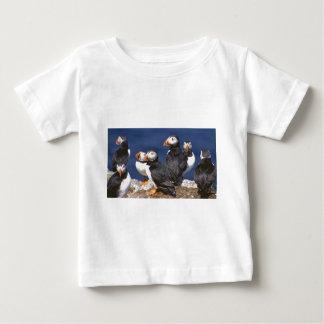 ツノメドリtastic ベビーTシャツ