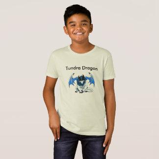 ツンドラドラゴン Tシャツ