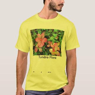 ツンドラ植物相 Tシャツ