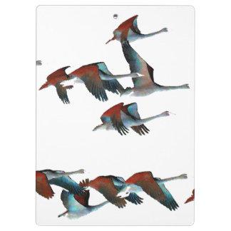 ツンドラ白鳥の鳥の野性生物動物 クリップボード