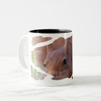 ツートーンマグカップ