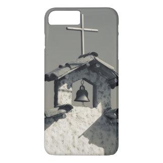 ツーリストの町、村のチャペル iPhone 8 PLUS/7 PLUSケース