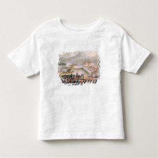 ツールーズ、刻まれたトマスサザランドの戦い トドラーTシャツ